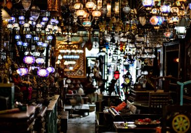 Chatuchak Market Lights