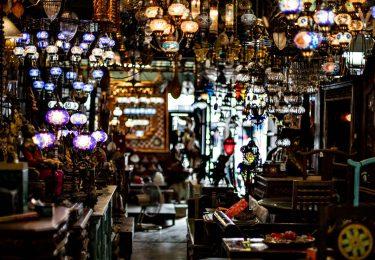 Chatuchak Market Lights