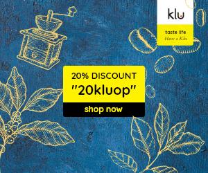 Klu Discount Banner