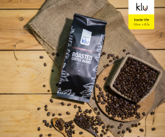 Klu Banner - Roasted Beans