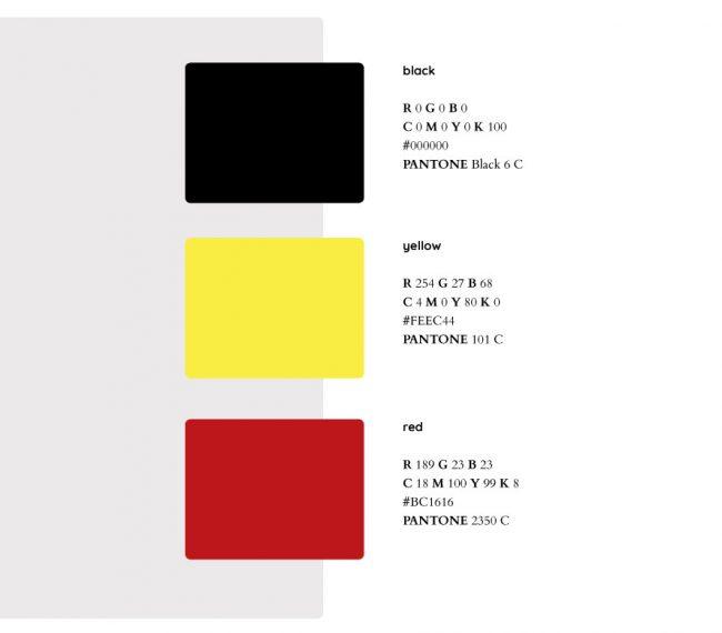 Klu Colour Palette