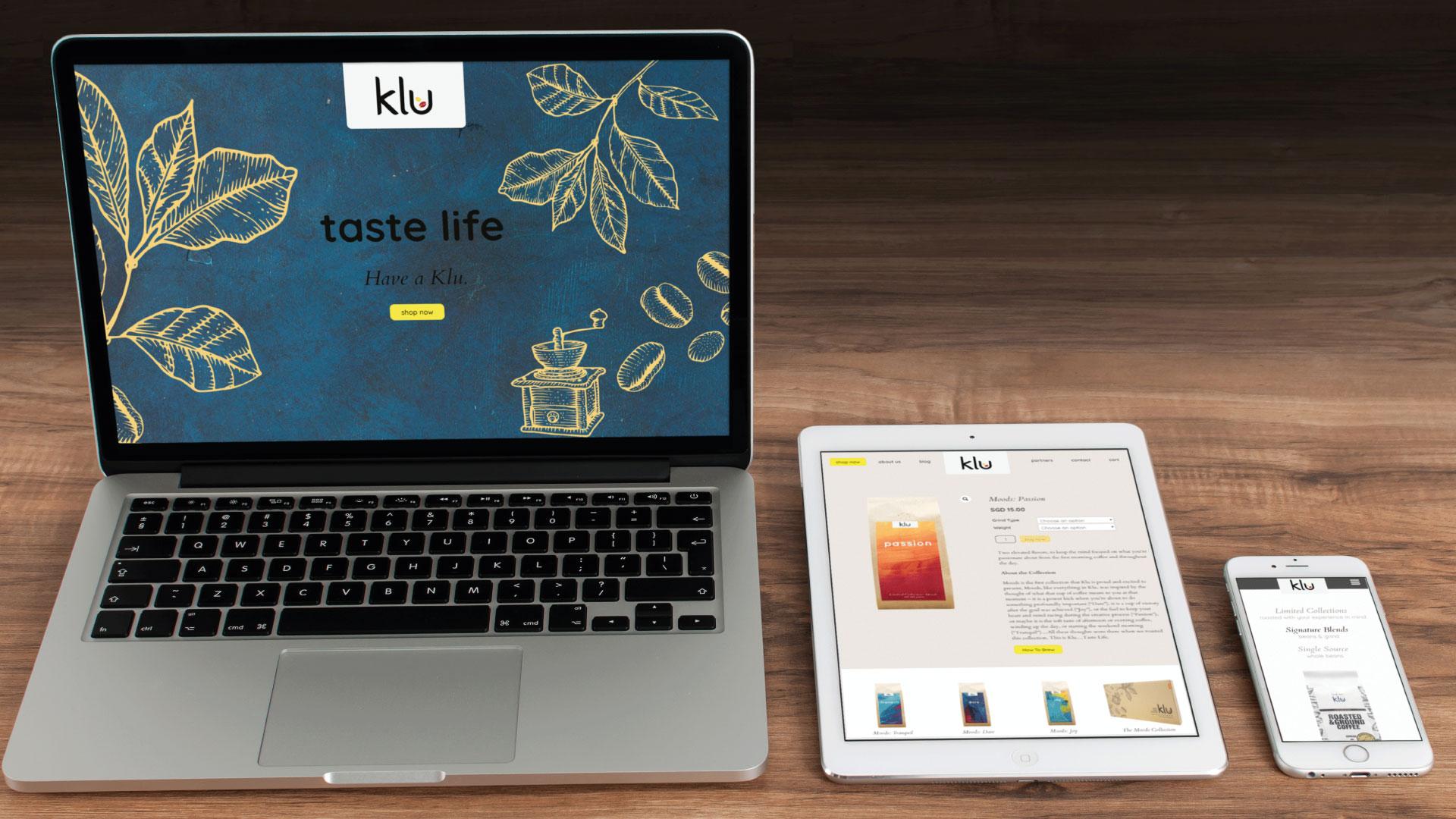 Klu Multi Device Mockup