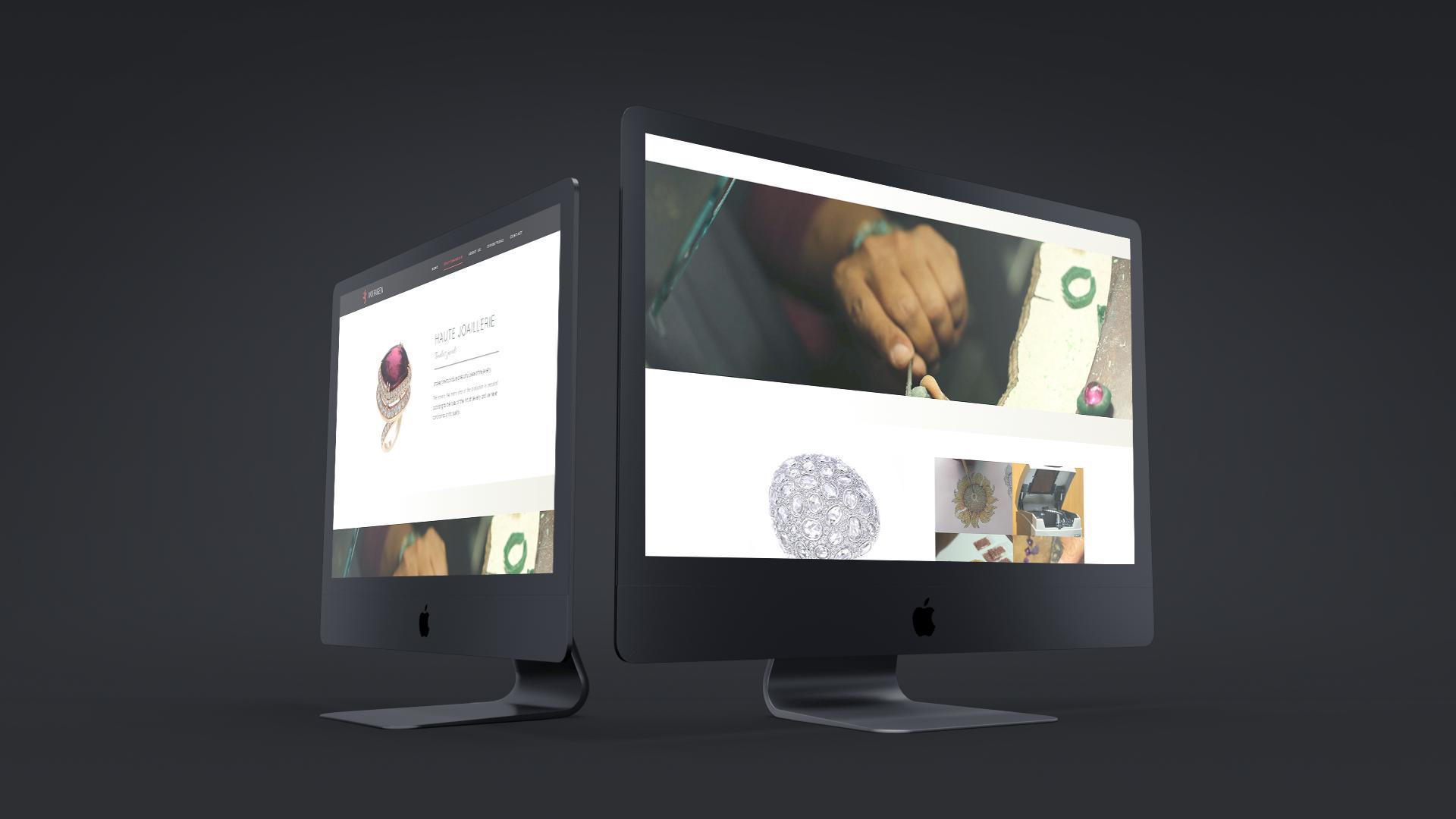 Moragen iMac Pro Mockup